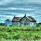 Old Farm House by Johnny Furlotte