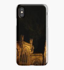 Leeds By Night #1 - Parish Church  iPhone Case