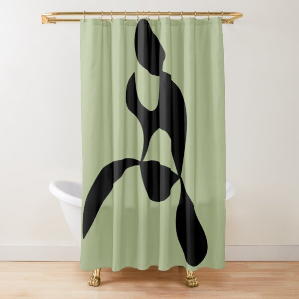 Privileged  Shower Curtain