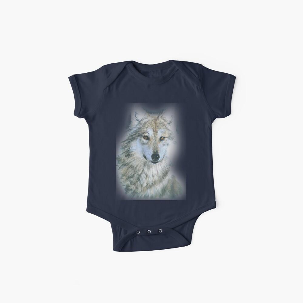 Wolf Baby Bodys