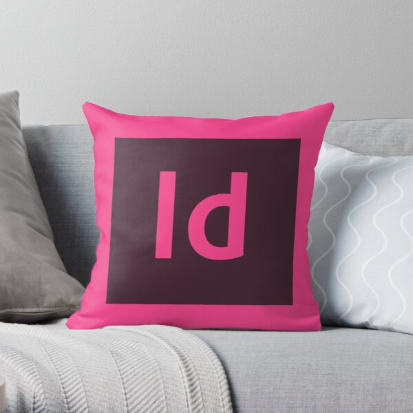 Indesign Throw Pillow
