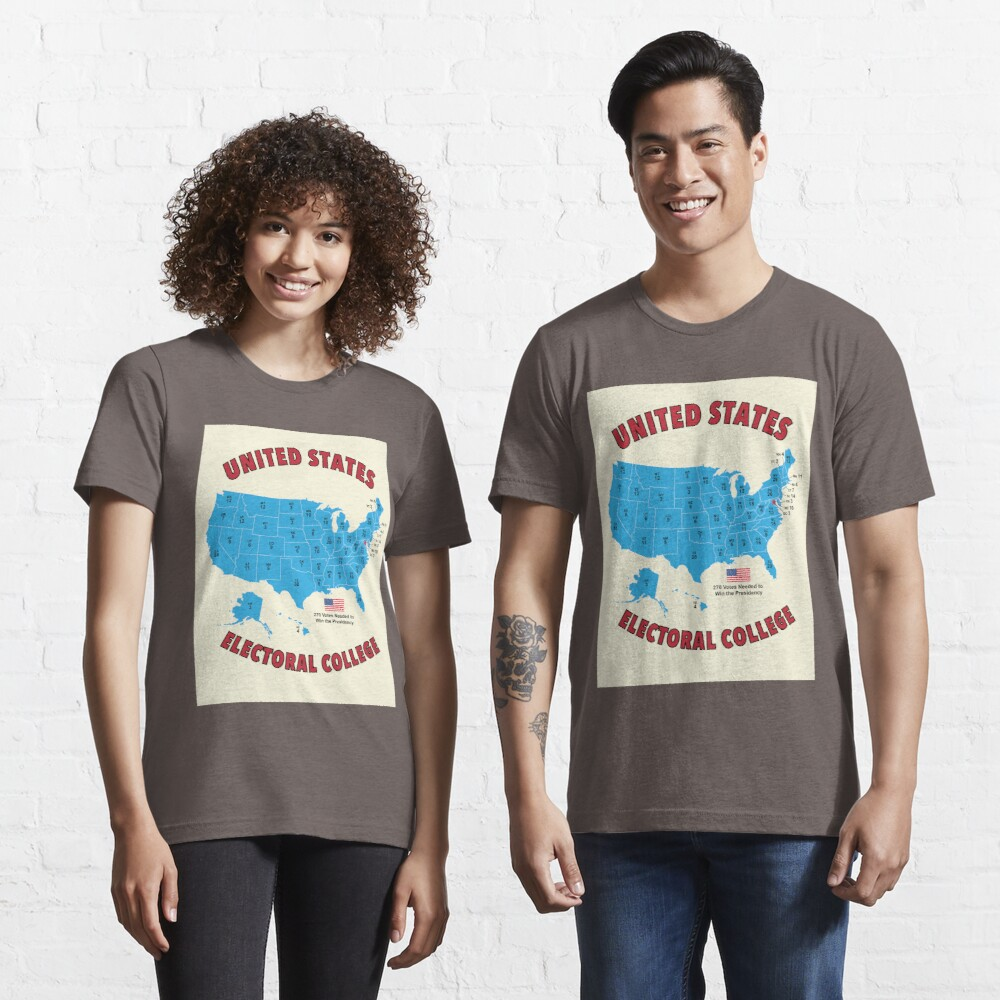 United States Electoral College Vote 2020 Essential T-Shirt