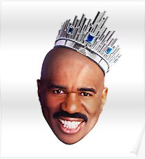 Steve Harvey's Crown Poster