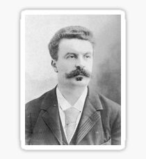 Guy de Maupassant. Sticker