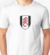 fulham logo Unisex T-Shirt