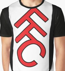 fulham logo Graphic T-Shirt