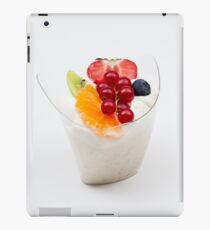 rice pudding from fruit iPad Case/Skin