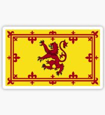 Royal Banner of Scotland  Sticker