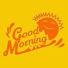 Good Morning! (Orange Juice edition) by Qontez George