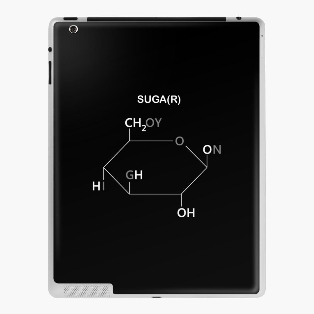 BTS Yoongi Compound Suga(r) iPad Case & Skin