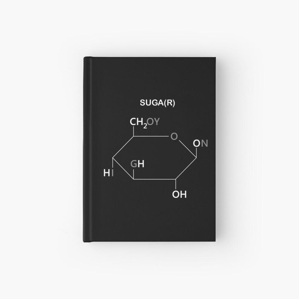 BTS Yoongi Compound Suga(r) Hardcover Journal