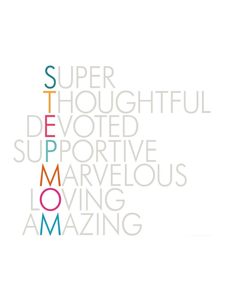 Superlative Stepmom by stepmomgifts