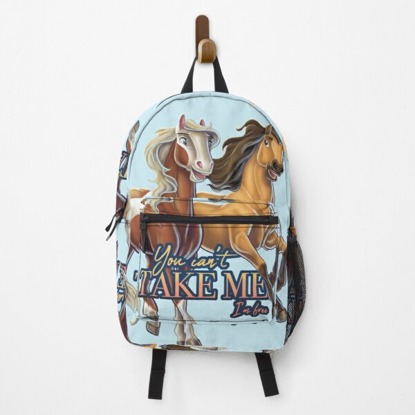 Spirit - You Can't Take Me Backpack