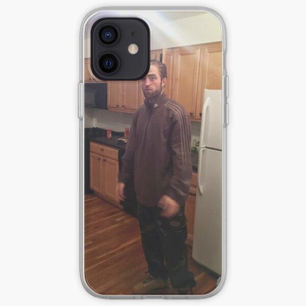 Pattinson stehendes Mem HD iPhone Flexible Hülle