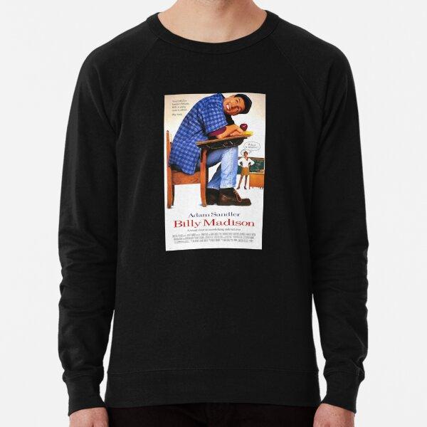 Movie Poster Merchandise Lightweight Sweatshirt