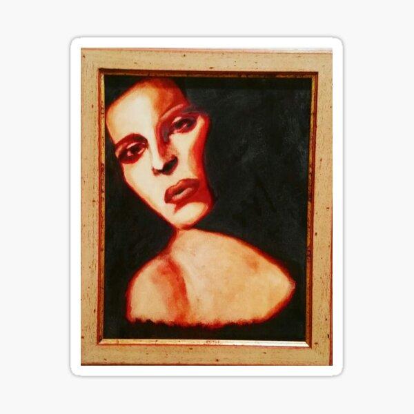 The Blood Queen Beauty Sticker