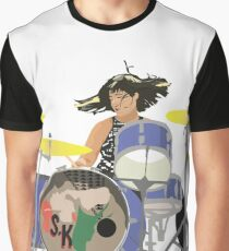 JANET WEISS Graphic T-Shirt