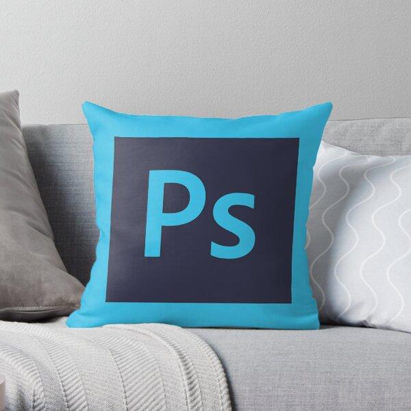 Photoshop Throw Pillow