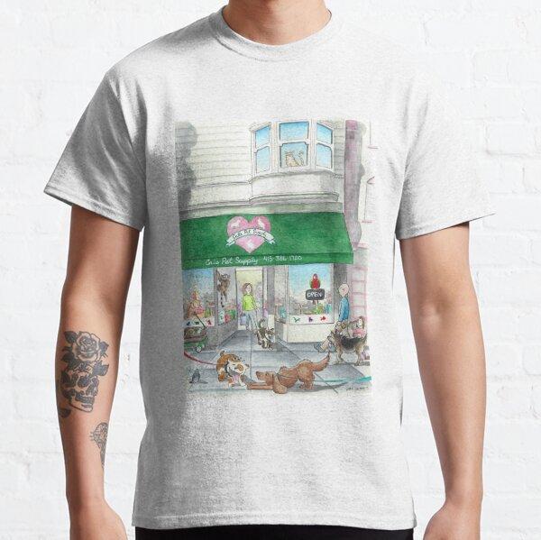 Cal's Pet Supply  Classic T-Shirt