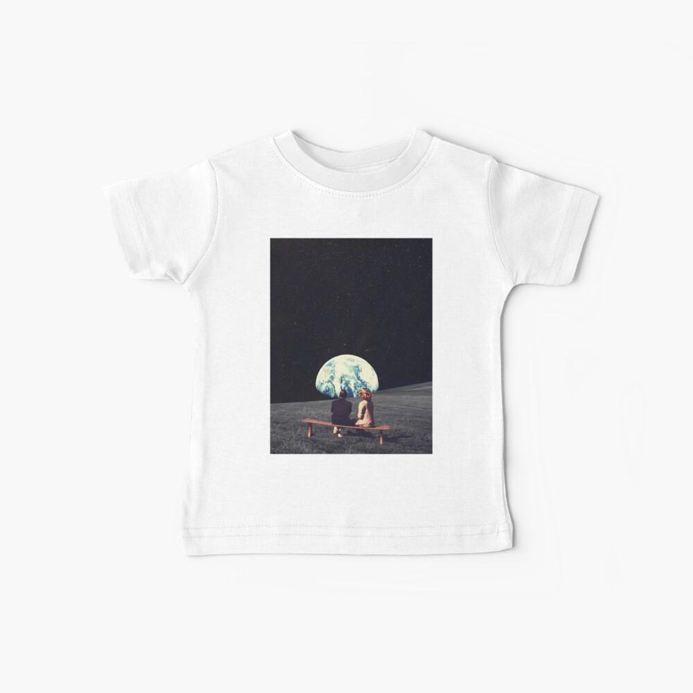 Wir lebten dort Baby T-Shirt
