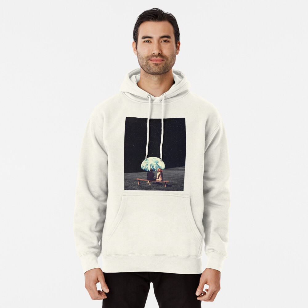 We Used To Live There Pullover Hoodie