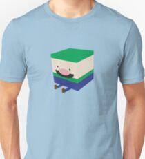 Green Blockio T-Shirt