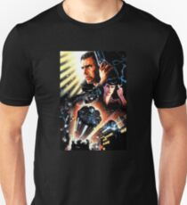 Movie Poster Merchandise Slim Fit T-Shirt