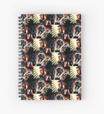 Movie Poster Merchandise Spiral Notebook