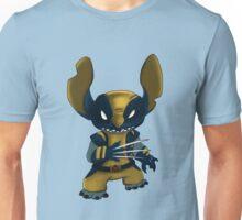 Stitch Wolverine Unisex T-Shirt