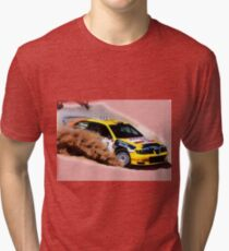 Seat Cordoba WRC Evo Tri-blend T-Shirt
