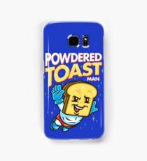 Super Toast Man Samsung Galaxy Case/Skin