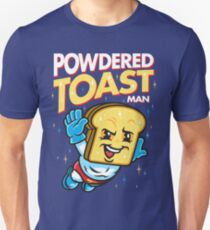 Super Toast Man Unisex T-Shirt
