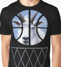 G.o.a.t. Basketball Graphic T-Shirt