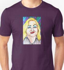 Hatchet Face Unisex T-Shirt