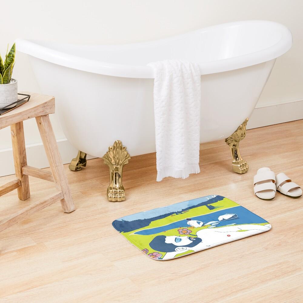 Sexposer Bath Mat