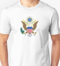 Coat of Arms of the United States  T-Shirt