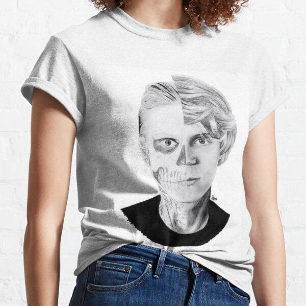 evan peters T-shirt classique
