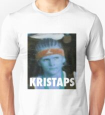KRISTAPS PORZINGIS (NEW YORK KNICKS) T-Shirt