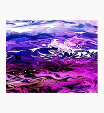 Abstract Ocean Fantasy II Photographic Print