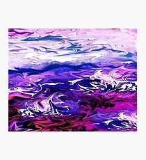 Abstract Ocean Fantasy III Photographic Print
