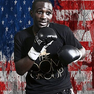 Terence Crawford American Professional Boxer Boxing by RighteousOnix