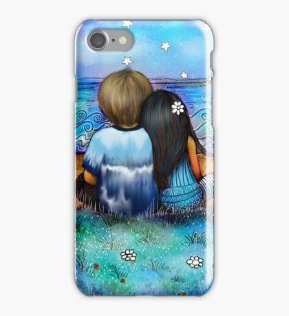 Your Light Shines Bright iPhone Case/Skin