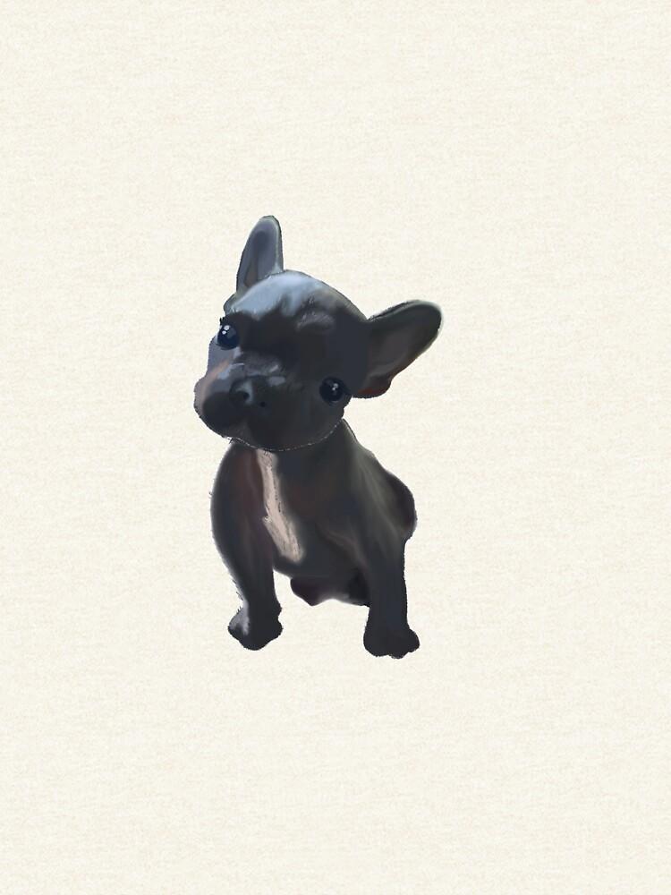 French bulldog puppy de lcuenca