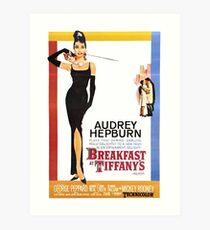 Movie Poster Merchandise Art Print