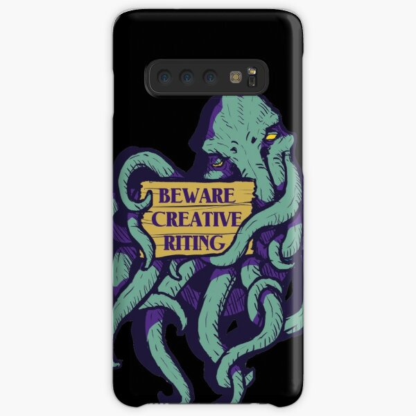 Beware Creative Riting Samsung Galaxy Snap Case