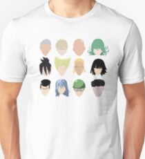 Heroes (And Some Villians) Unisex T-Shirt