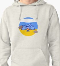 Bareodactyl (image only) Pullover Hoodie