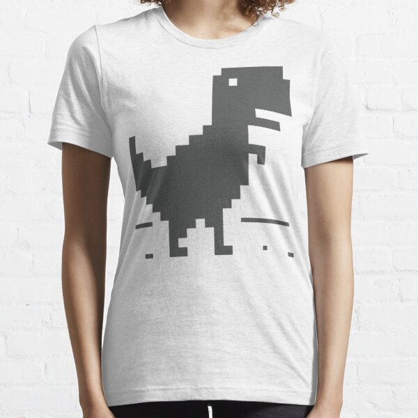Unable to connect to the internet - Dinosaur Essential T-Shirt