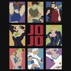 JoJo's Bizarre Adventure - Heroes by spyrome876