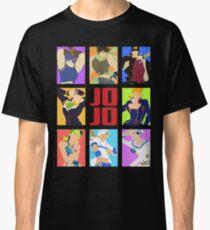 JoJo's Bizarre Adventure - Heroes Classic T-Shirt